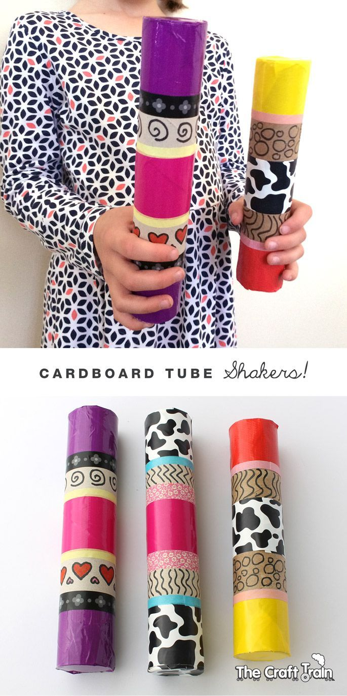 46+ Cardboard tube crafts ideas information