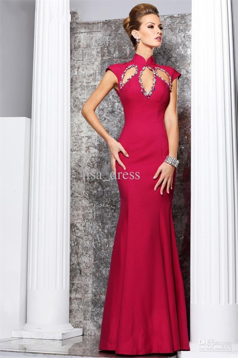 1000  images about Fancy Evening Dresses for Christmas on ...