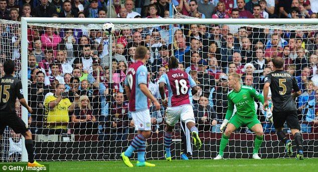 Best Aston Villa 3 Man City 2 In Sept 2013 At Villa Park 400 x 300