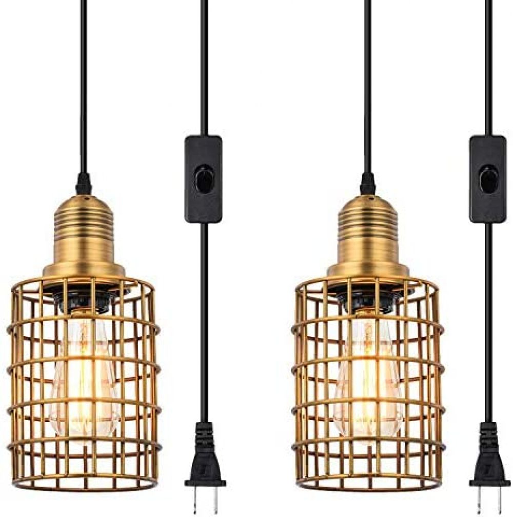 Plug In Chandeliers Best Chandeliers That Plug In To The Wall Sockets Pendant Light Cage Light Plug In Chandelier