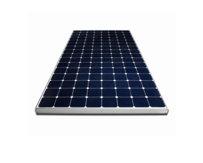 Sunpower 128 Cell Solar Panel Industriel Banque