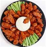 hot wings... I want these