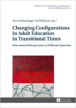 Käpplinger, Changing configurations in adult education in transitonal times. Plaats 374.7 KAPP