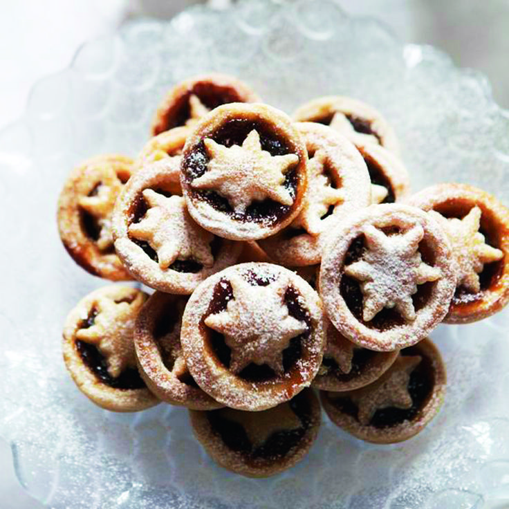 Mince Pie  - Homemade Food Recipes -