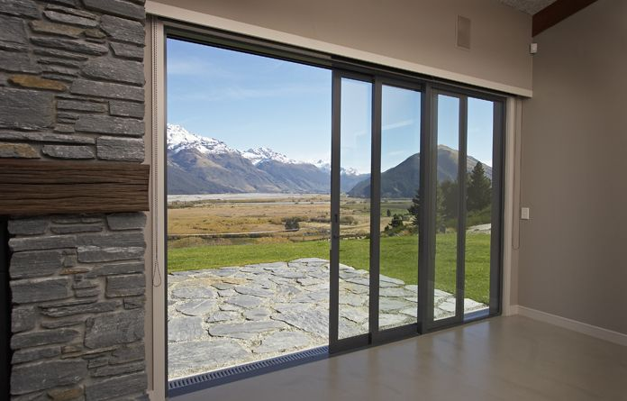 Aluminium windows nz google search windows pinterest the eurostacker sliding door is the ultimate in discreet home styling fletcher aluminium premium systems innovative solutions planetlyrics Images