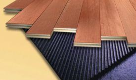 Quiet Floor Underlayment Flooring Underlayment Sound Insulation