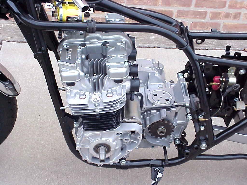 Redline Cycle - Specialists in Kawasaki Z-1 / KZ900 / KZ1000