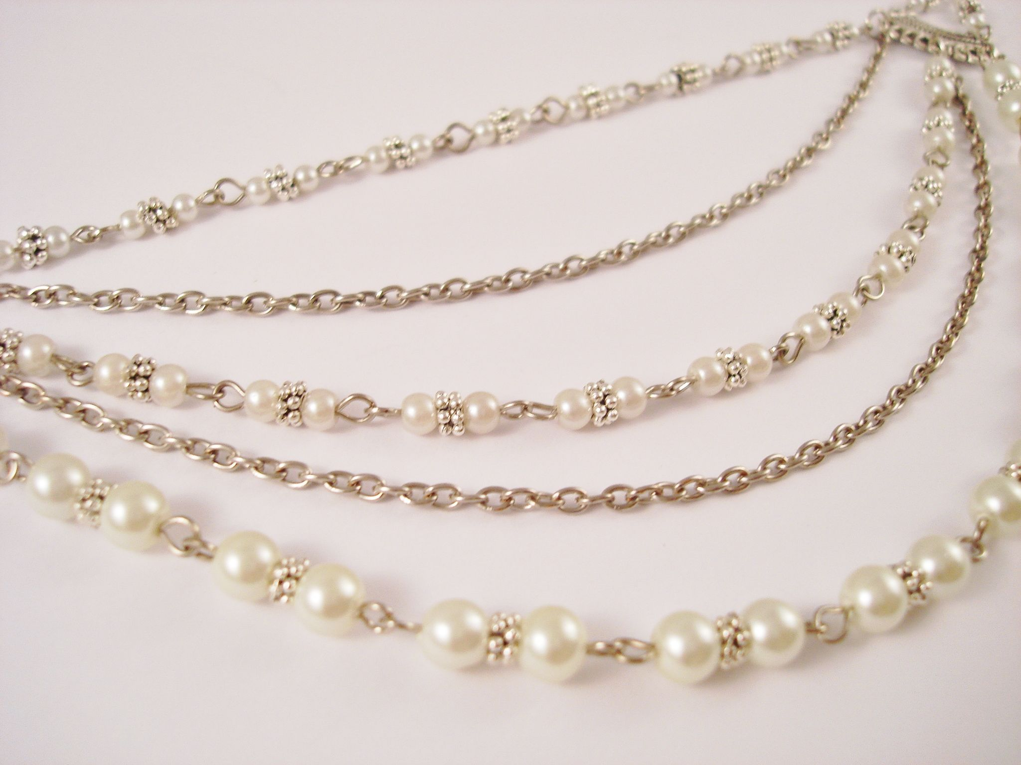 gray strand pearl masato princess true akoya necklace pearls products