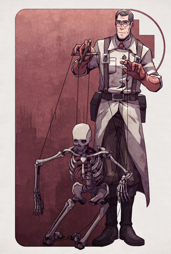 the death puppet by magical sanatorium games teamfortress2
