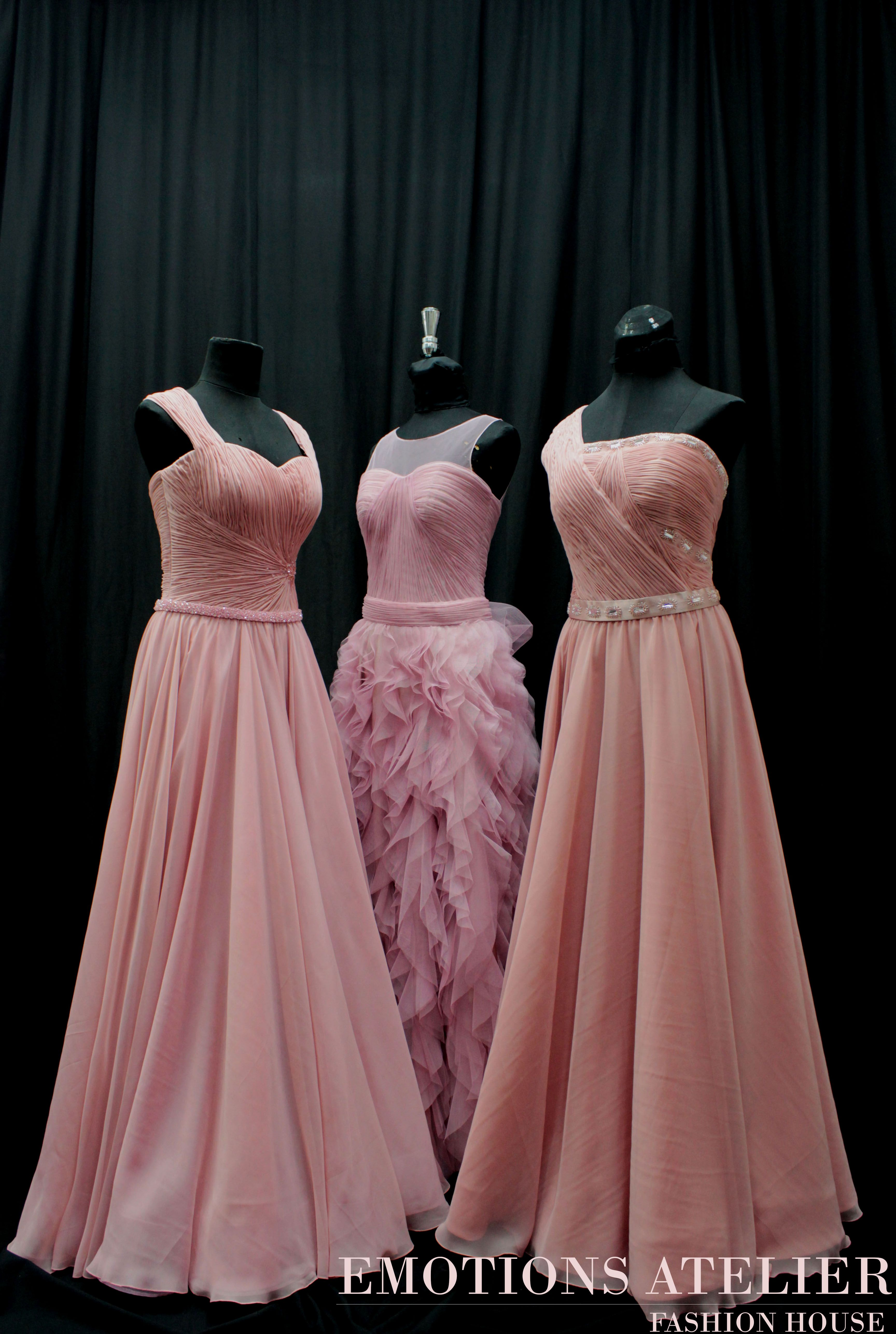 EMOTIONS ATELIER MADE-TO-MEASURE FOR BRIDAL GOWNS, EVENING WEAR ...