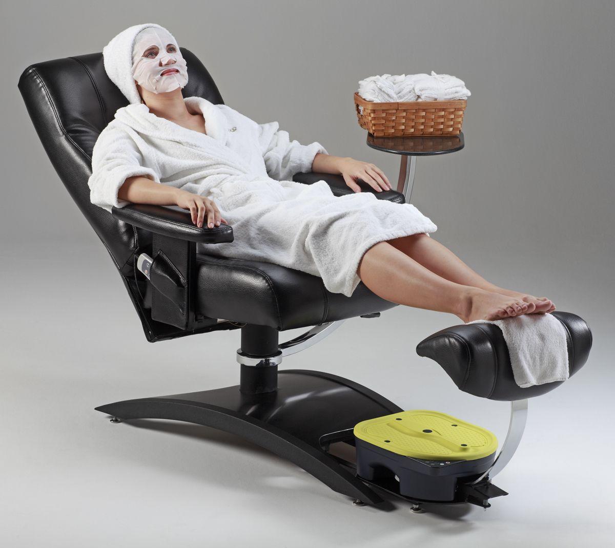 Pedicure Chair Embrace NoPlumbing en 2020 Ideas