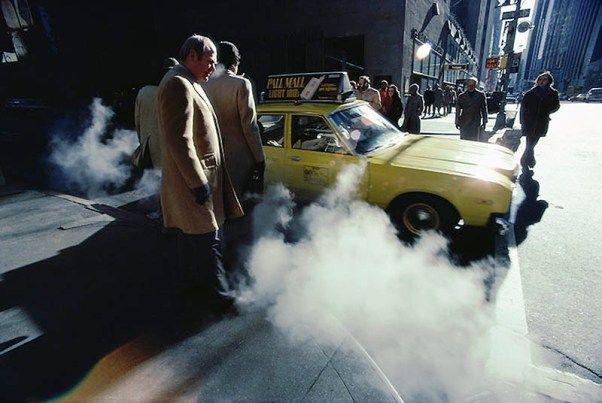 Ernst Haas, 1980.