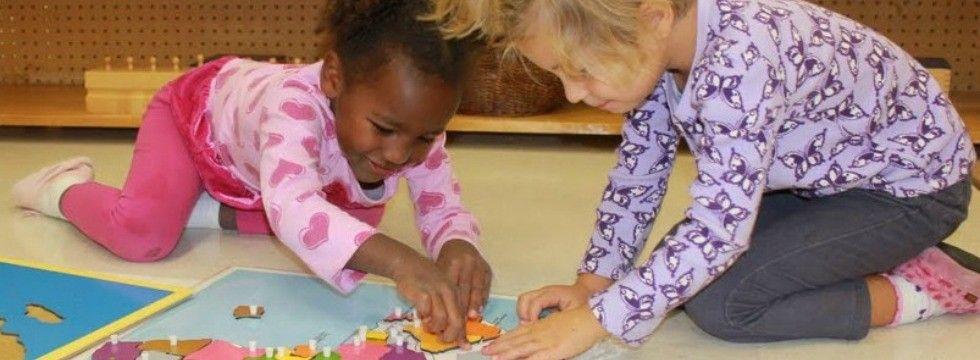 Williamsburg Montessori School--ages 18months to 15 years