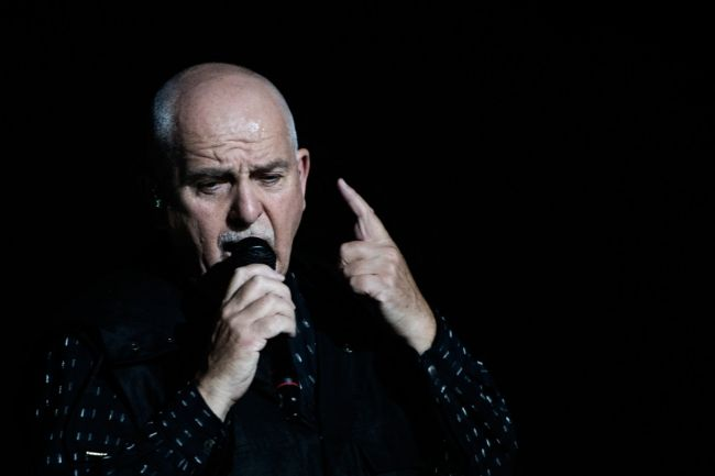 Peter Gabriel Jyske Bank Boxen,Denmark 28. september 2013