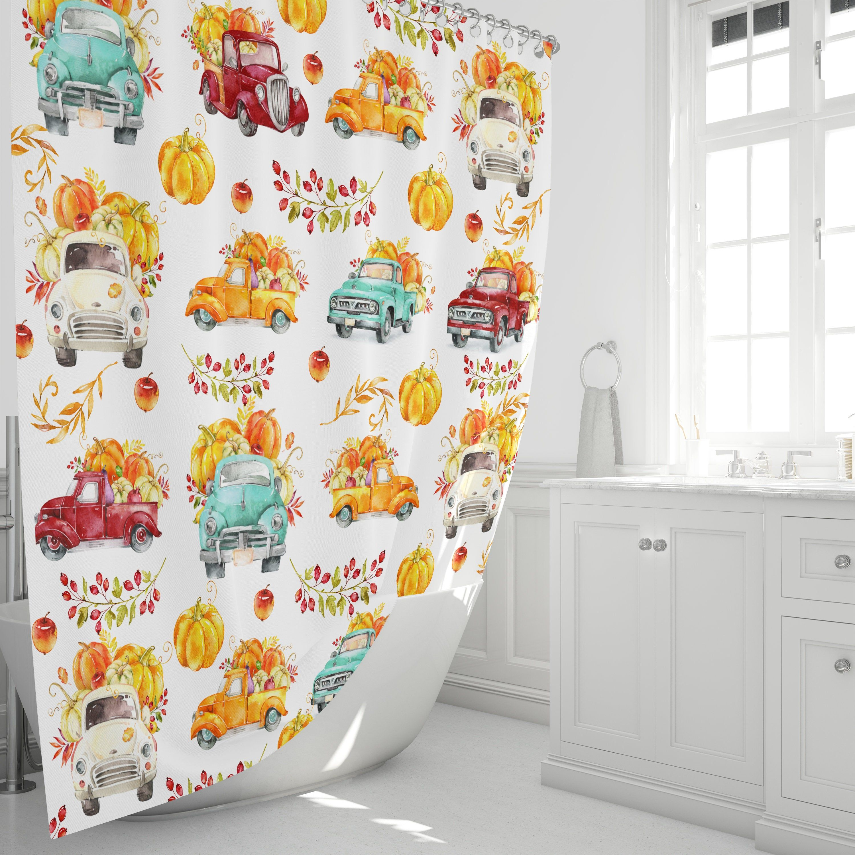 fabric shower curtains curtains
