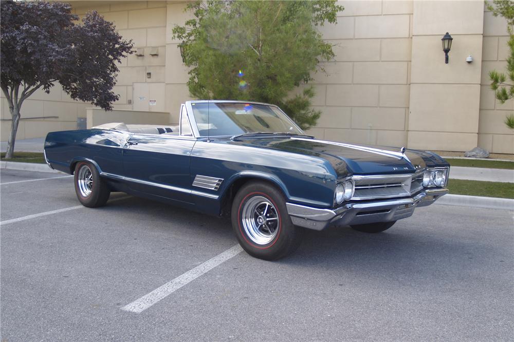 1966 BUICK WILDCAT CONVERTIBLE | Buick | Pinterest | Buick wildcat ...