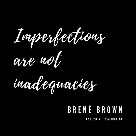 20 | Brené Brown Quotes | 190606 Poster by QuotesGalore