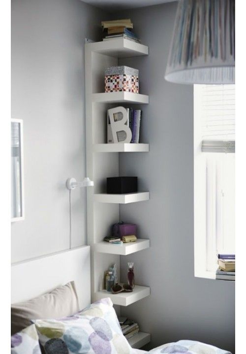 Ikea Spine Wall Shelf Versatile Narrow Lack White Urban Sales