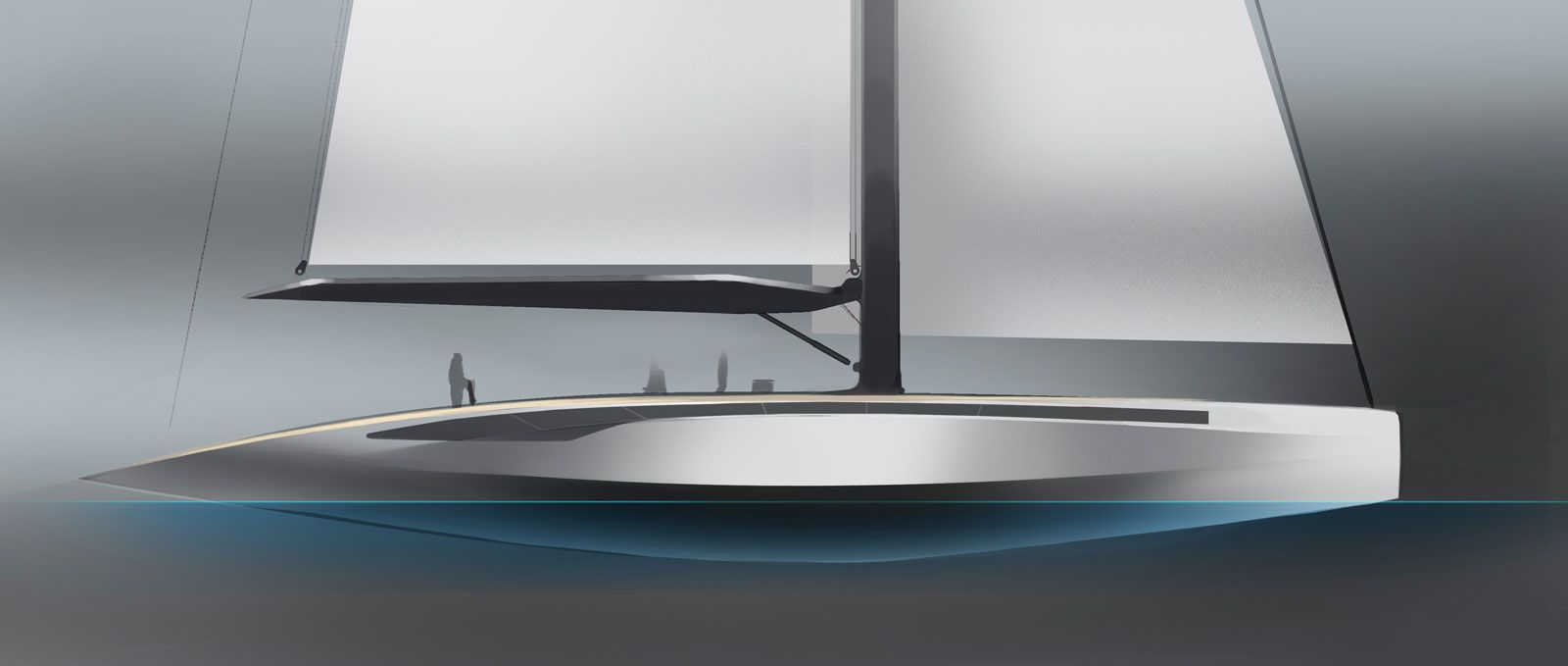 Peugeot Concept Sailboat | sketches | Pinterest | Sailboats, Cars ...