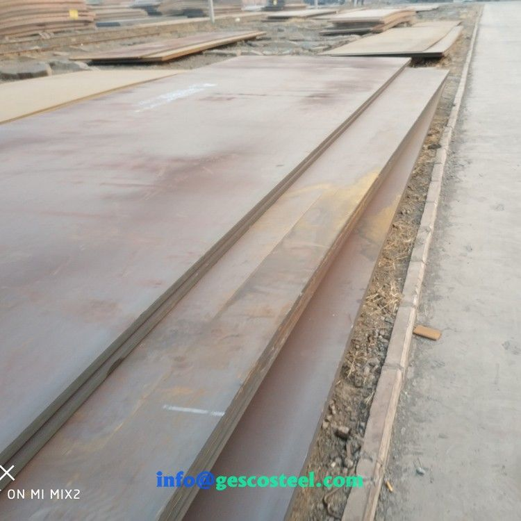 Shipbuilding Steel Plate 6mm 8mm 10mm Wood Steel Steel Plate