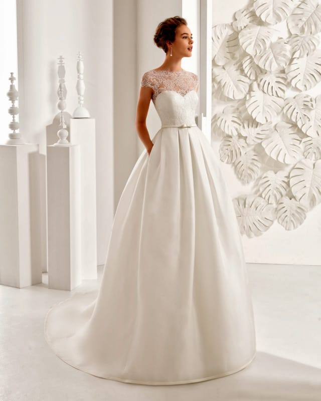 Pin On Wedding Dresses With Pockets,White Dresses For Courthouse Wedding