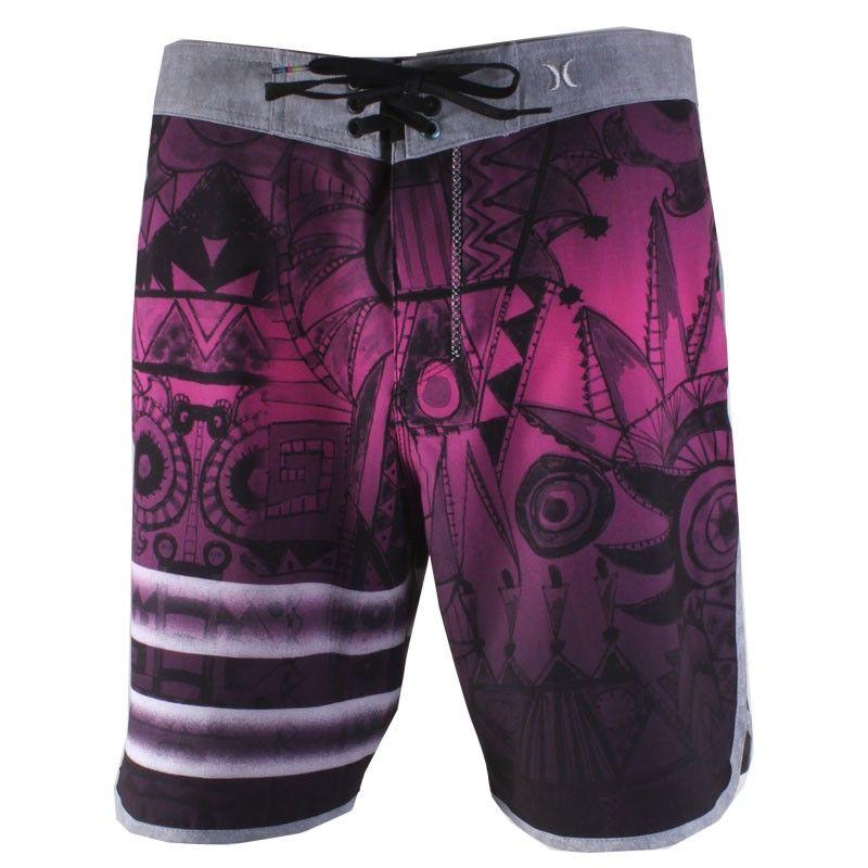 Hurley Julian Phantom Limited Edition Boardshorts Pink