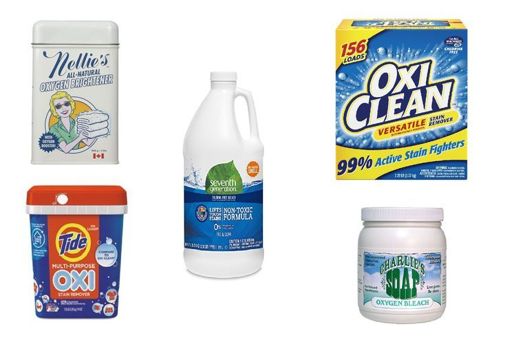 What Is Oxygen Bleach And How Do I Use It For Laundry Oxygen Bleach Bleach Natural Bleach