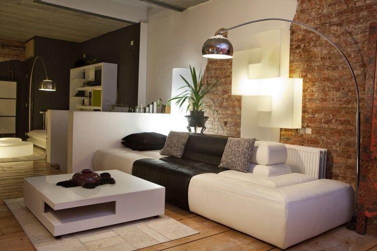 led-beleuchtung-wohnzimmer-led-lichtpaneele-wand-deko | Ev için ...