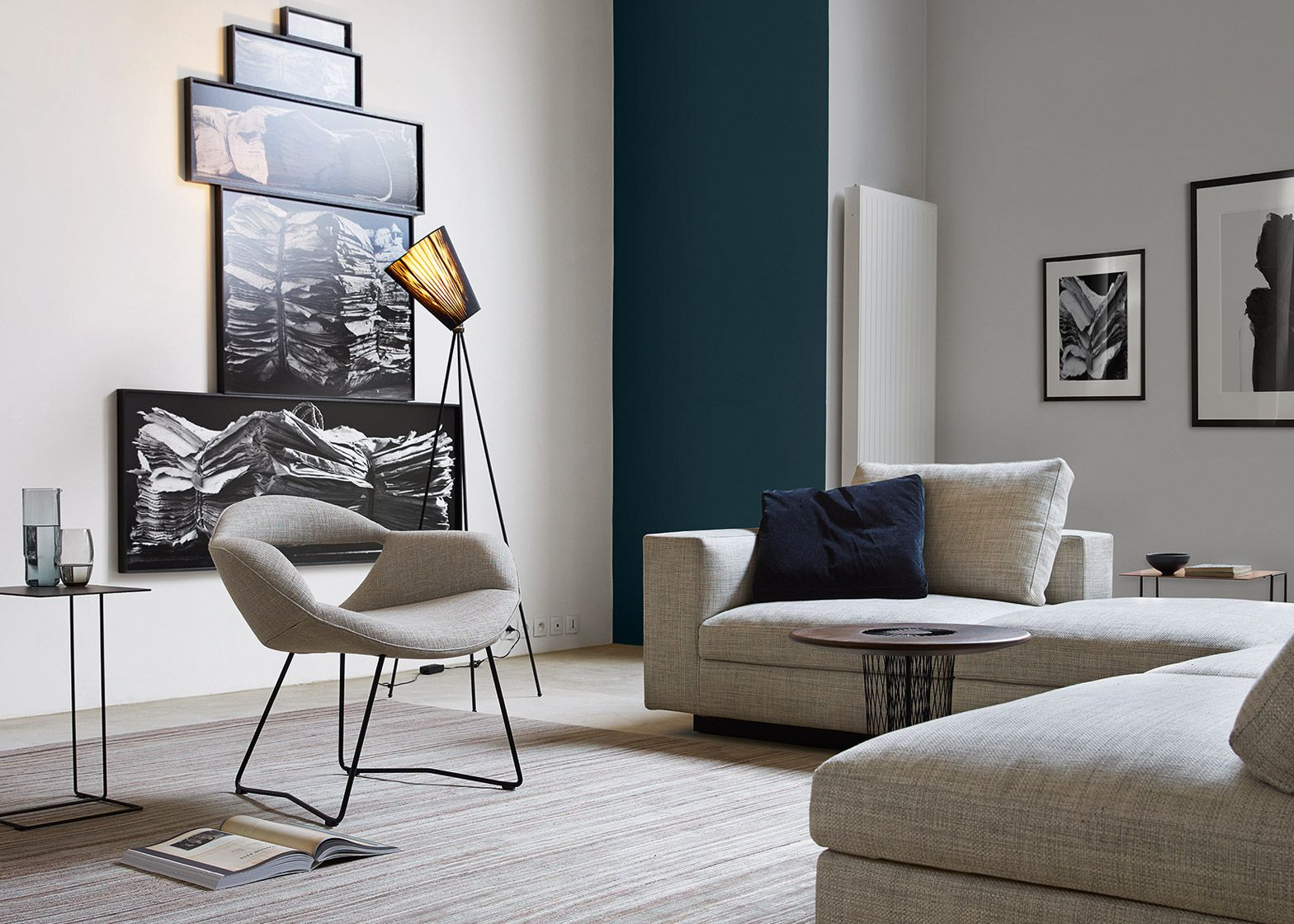 Walter Knoll debuts products including Foster + Partners chair