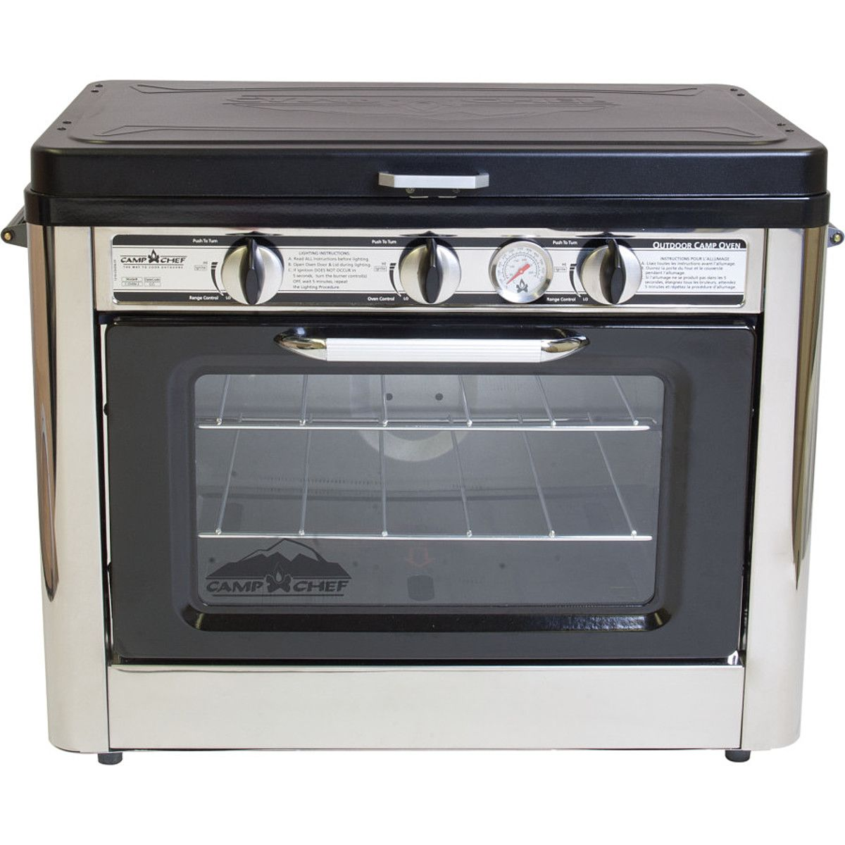 100 Camp Stove Recipes On Pinterest: Camp Chef - Deluxe Outdoor Camp Oven - One Color