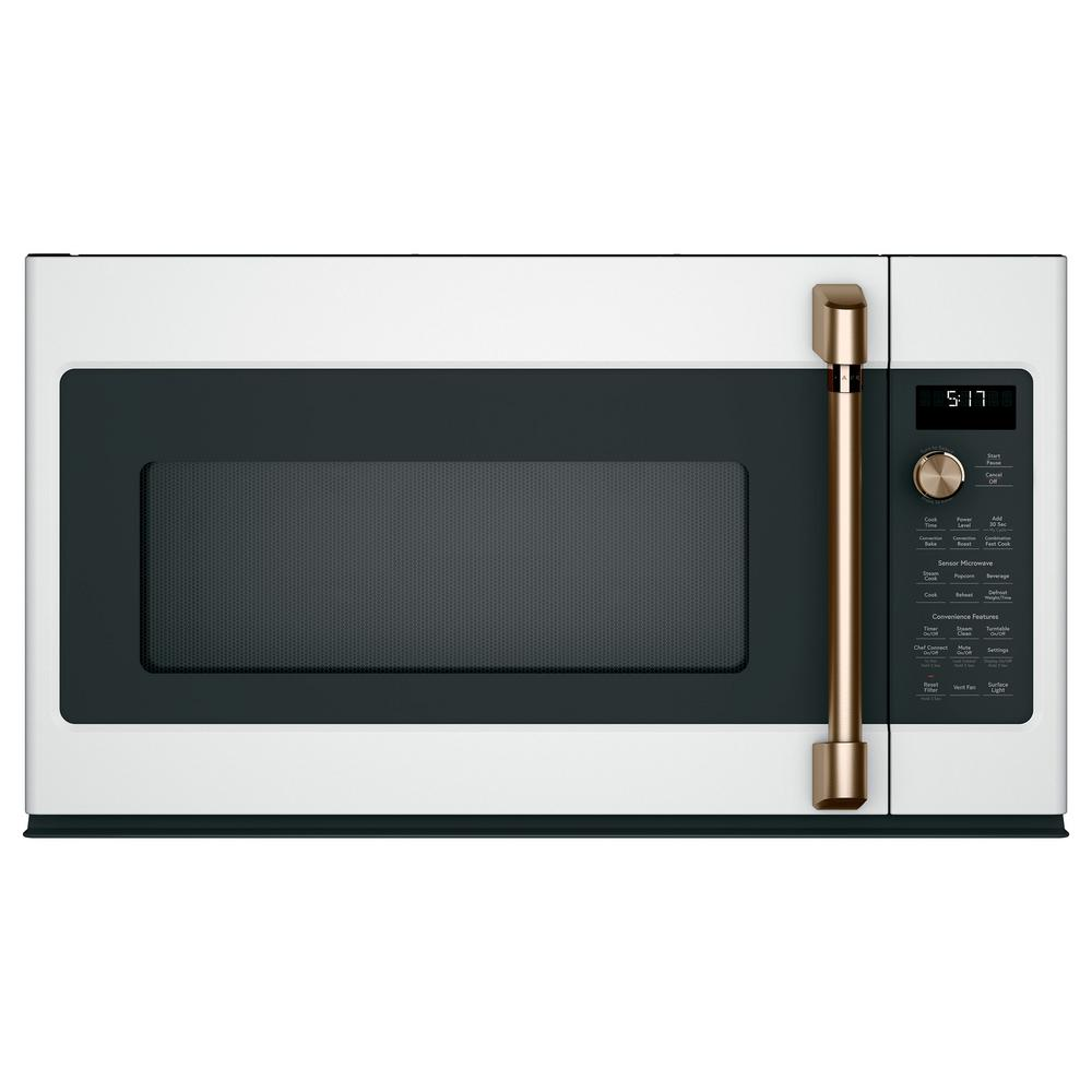 Cafe 1.7 cu. ft. Over the Range Convection Microwave with