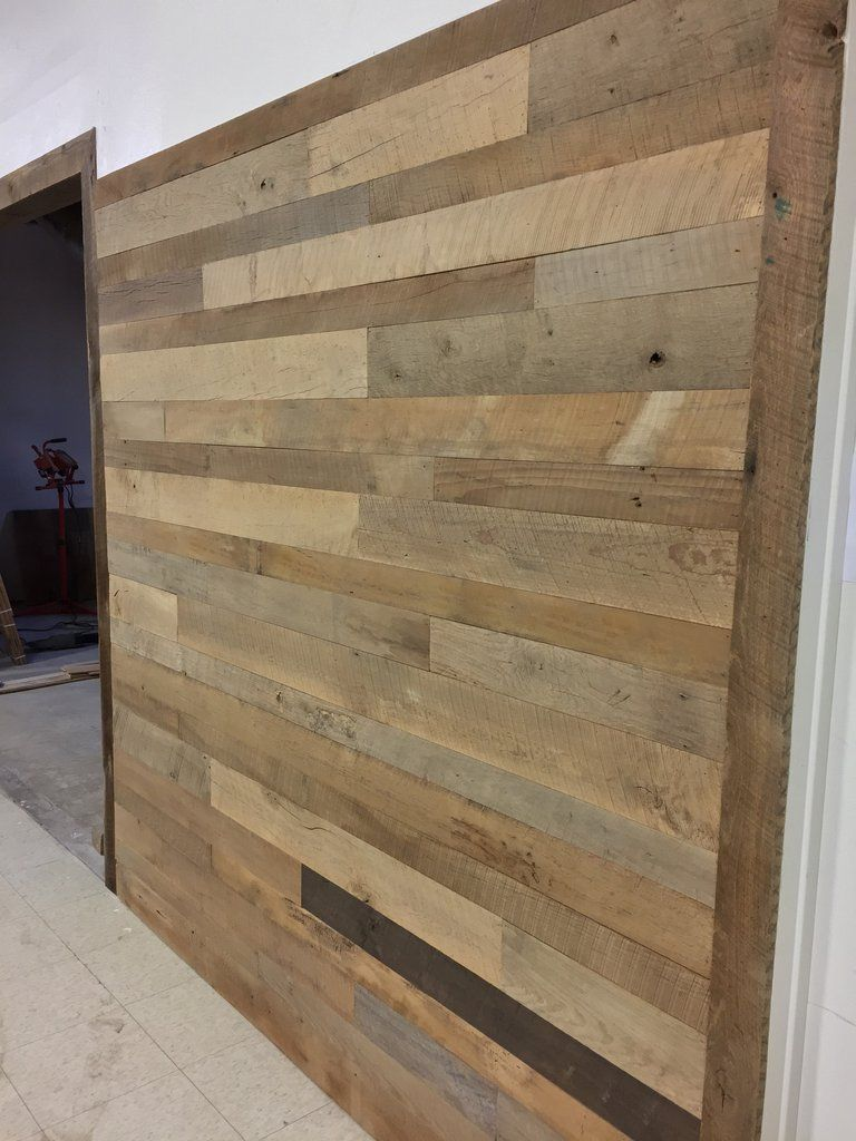 reclaimed barns accent with for s trevor walls creations barn wood trevors fama shelving page wall portfolio