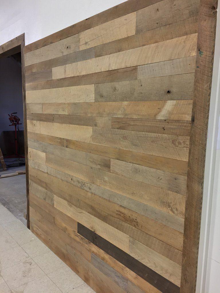 walls wall barns for reclaimedoriginalfacewallplankkit reclaimed planks wood paneling barn products kits