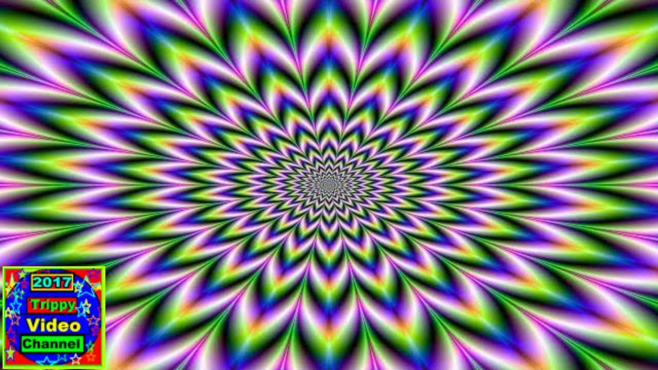 illusions things optical omg trippy effects eye visit