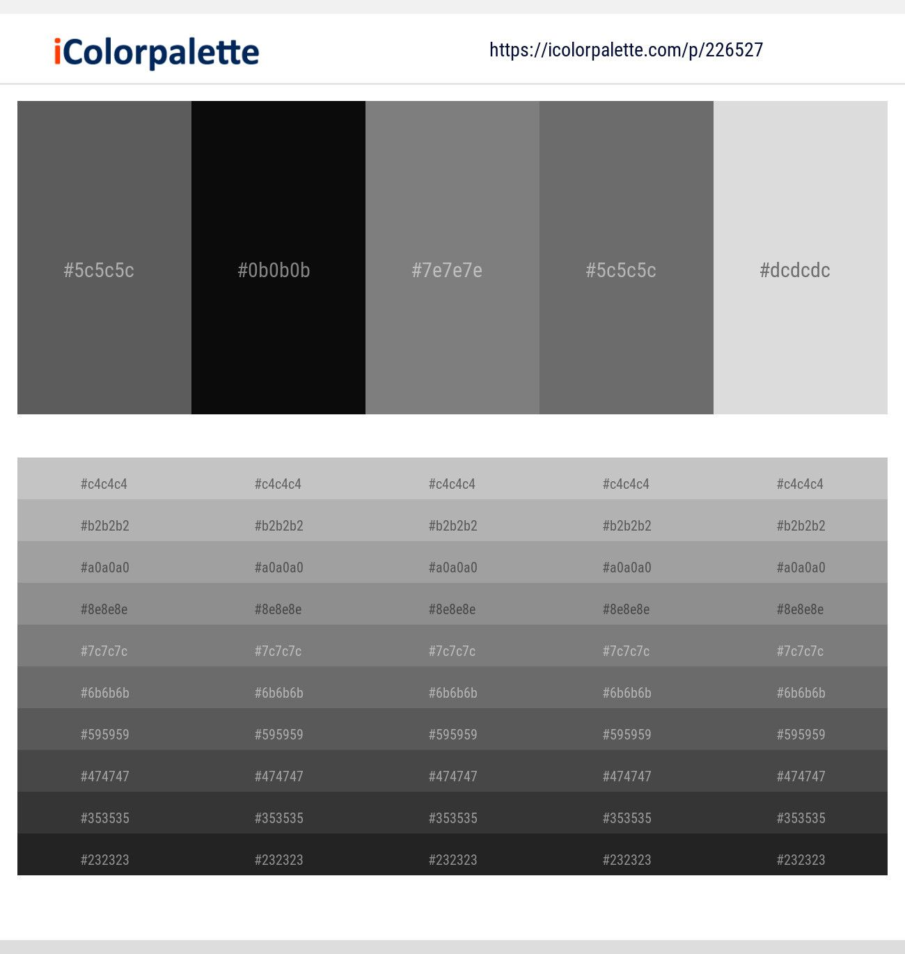 Pin On Colors And Palettes Browns Blacks Greys
