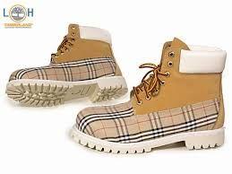 polo plaid timberland boots - Google