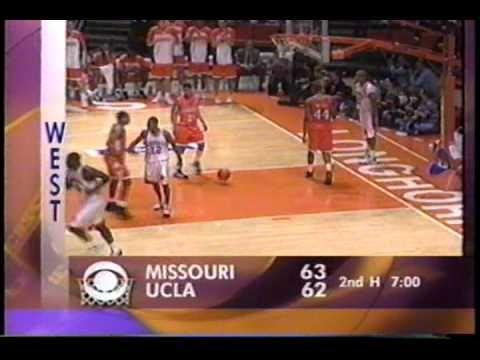 Arkansas vs. Syracuse 1995 (NCAA 2nd Round)
