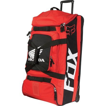Dirt Bike Fox Racing 2016 Honda Shuttle Gear Bag Honda Shuttle Motocross Gear Bag Atv Gear
