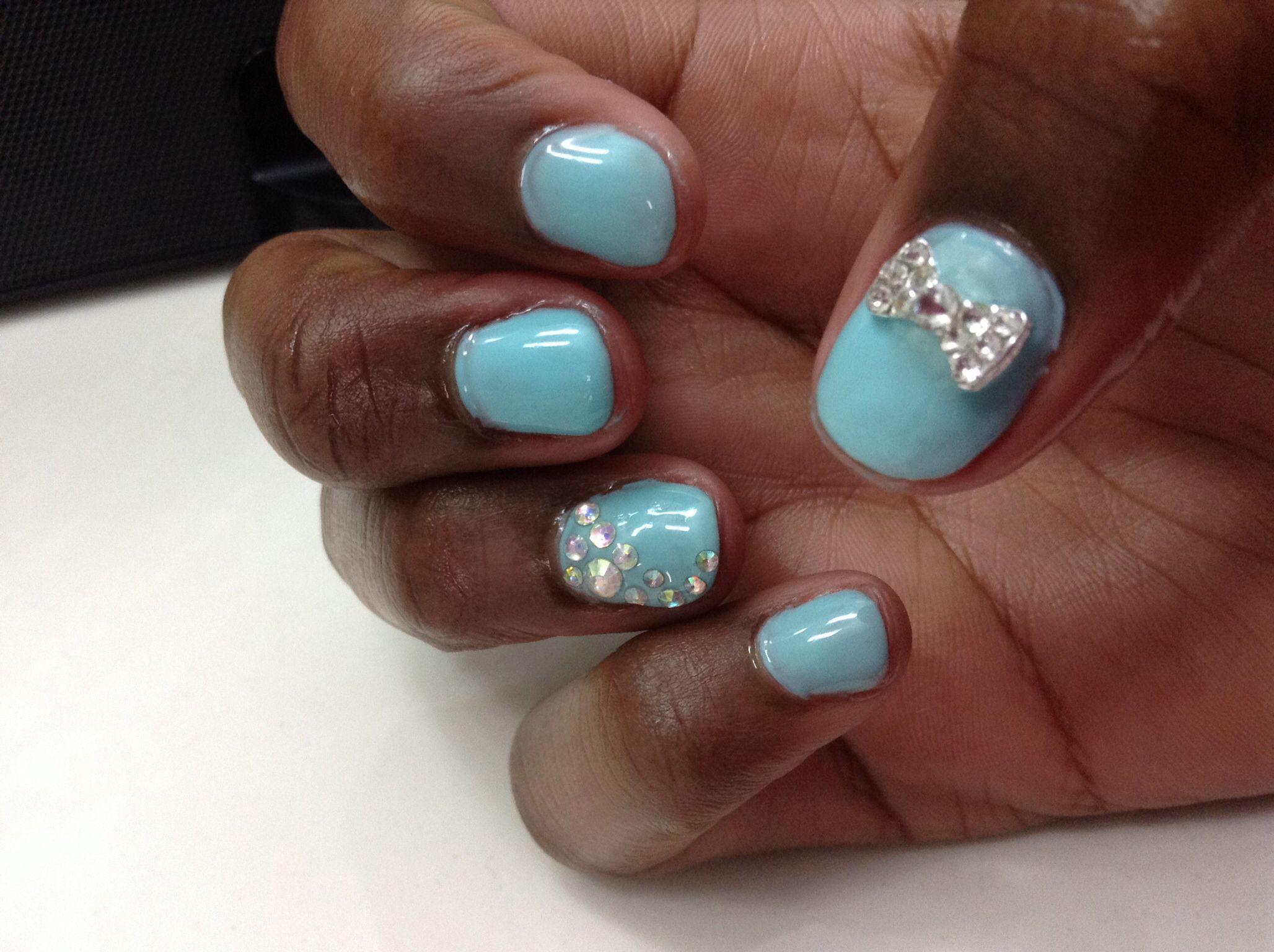 Hard rock nails @ the salon | Fantasy Nail Art! | Pinterest | Rock ...