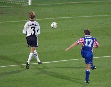 Cuartos Croacia 3 vs 0 Alemania (France/1998) Croacia