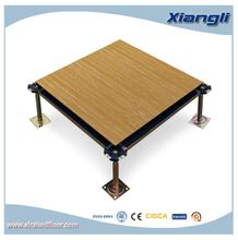 Wood Core Raised Floor System Wood Core Raised Floor System