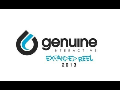 Genuine Interactive's Expanded Video Production Reel 2013 - http://music.tronnixx.com/uncategorized/genuine-interactives-expanded-video-production-reel-2013/ - On Amazon: http://www.amazon.com/dp/B015MQEF2K