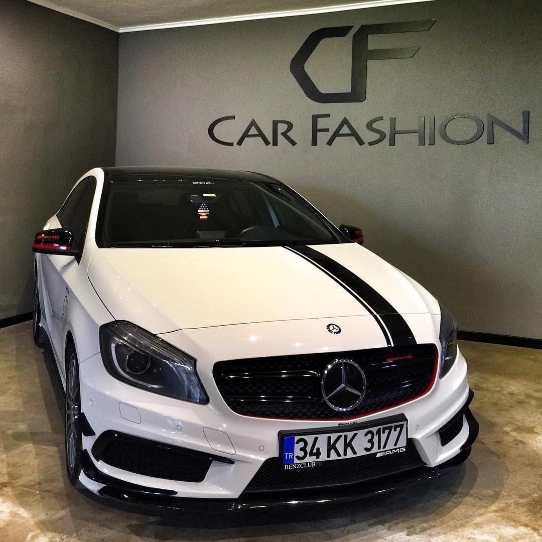 Arac Mercedes A Serisi Brabus Spoiler Brabus Difuzor A45 Kaslar