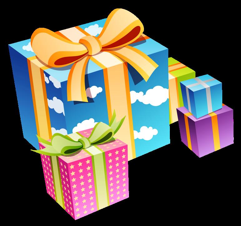 resultado de imagen para regalos de cumpleaos png