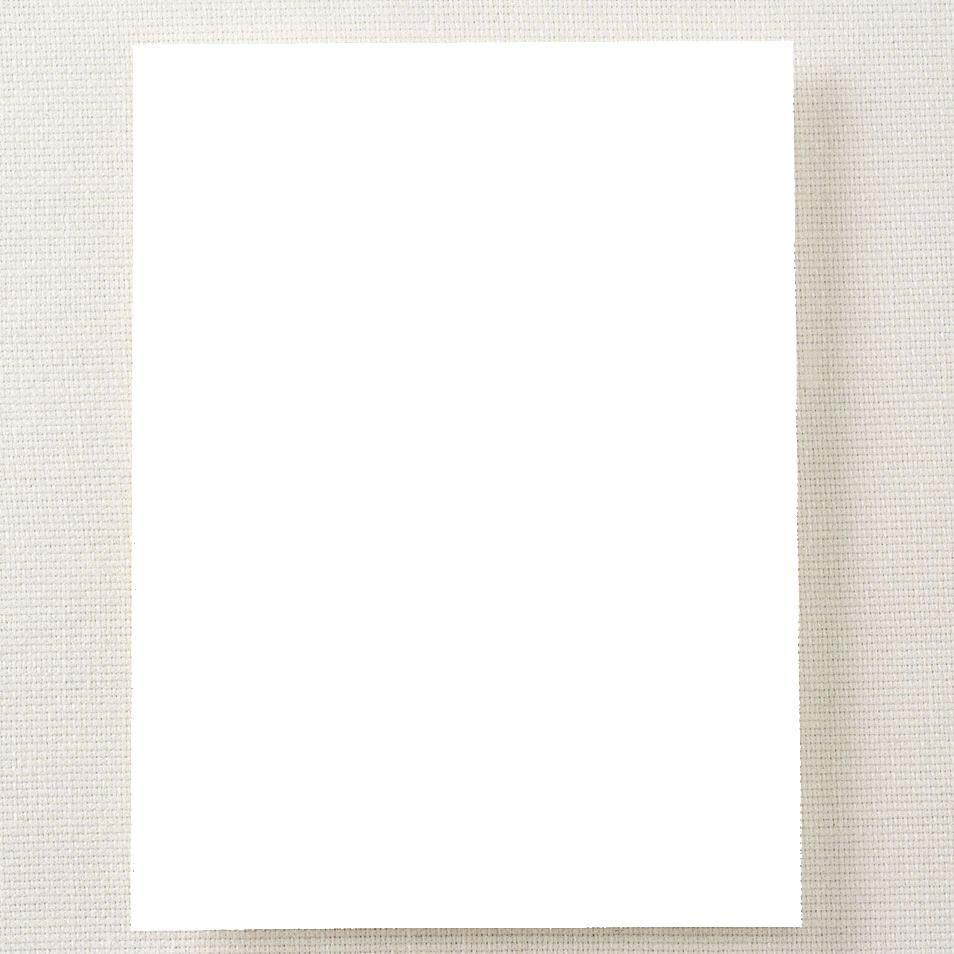 Lettra Fluorescent White 110 Lb Cover 8 1 2 X 11 Sheet