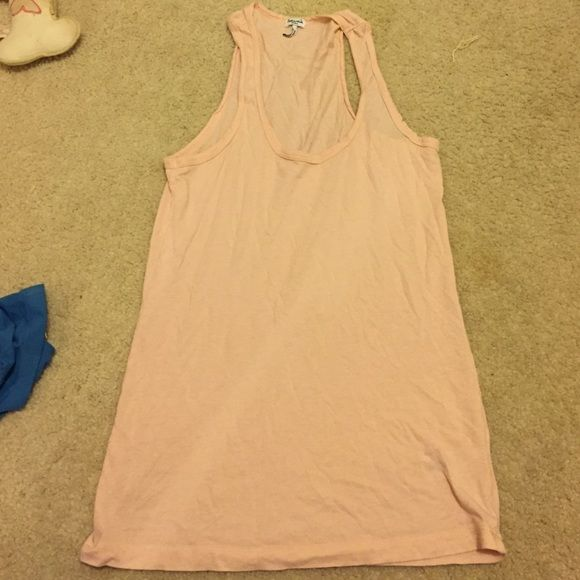 Splendid pink tank top size Small S In excellent condition! Splendid Tops Tank Tops