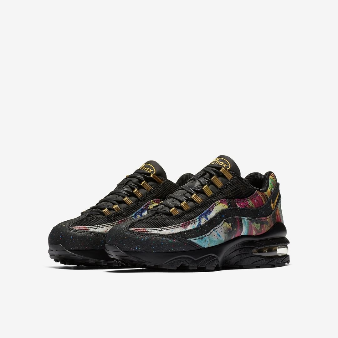 look out for running shoes various styles Nike Air Max 95 GS 'Caribana' | Nike air max 95, Nike air max, Air ...