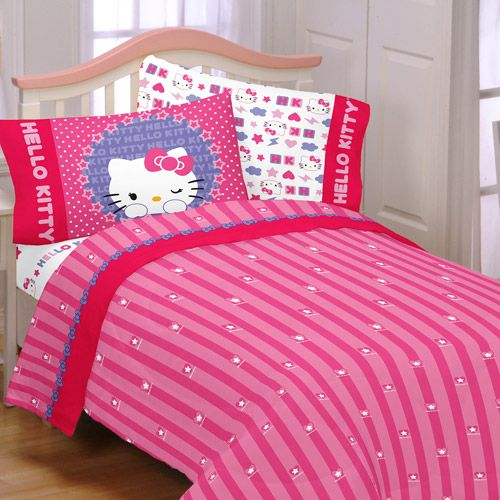 20 Hello Kitty Bedroom Decor Ideas To Make Your Bedroom