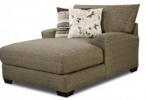 GroBartig Übergroße Chaise Lounge Sessel