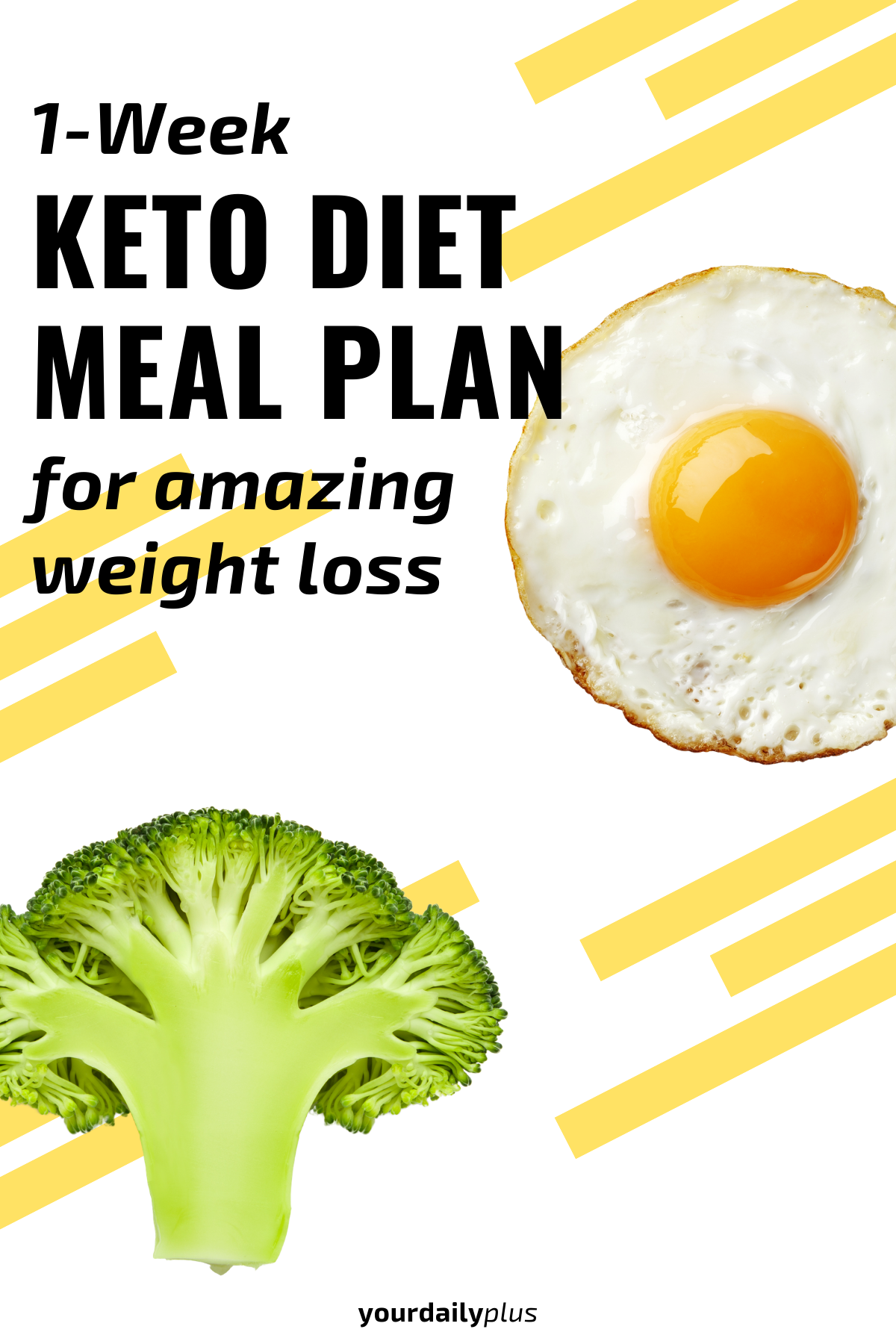 7Day Keto Meal Plan and Guide for Beginners in 2020